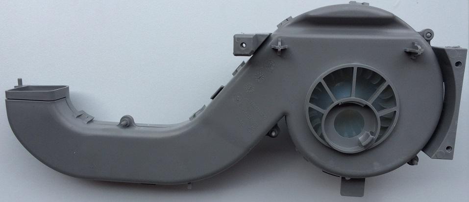 Ventilátor sušení myčky Beko