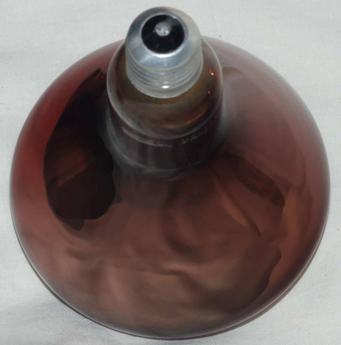 Infra žárovka E27/ 250W čírá