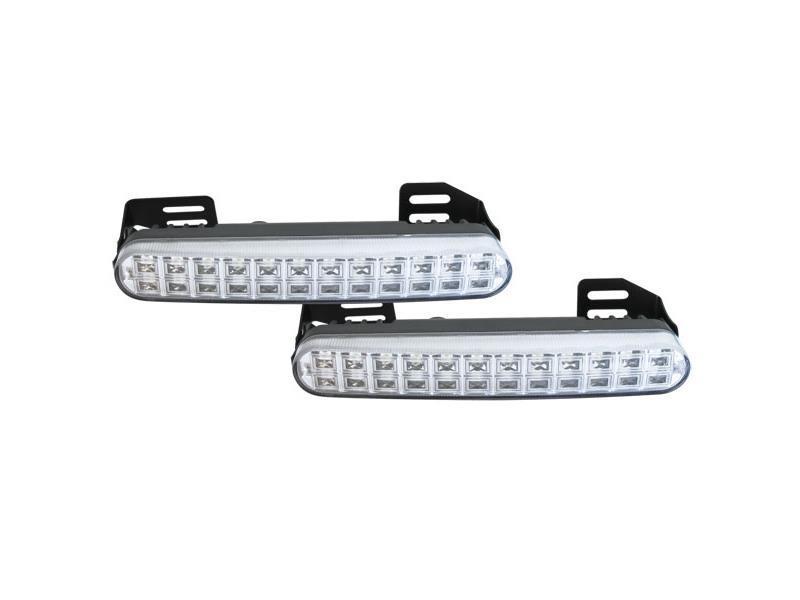 Světla pro denní svícení LED DRL048/pir,homologace