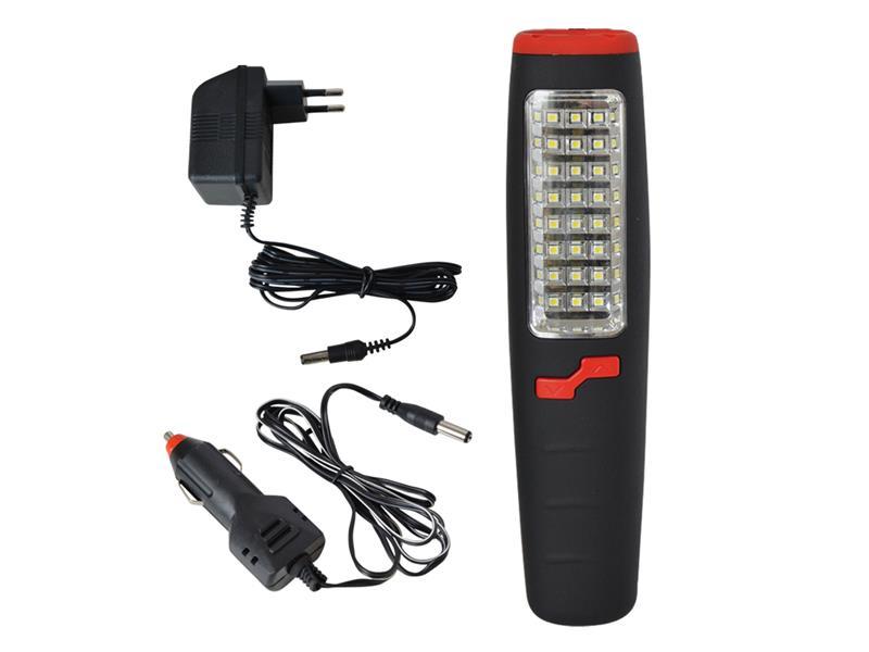 TIPA Svítilna nabíjecí SN01, 24+7 LED