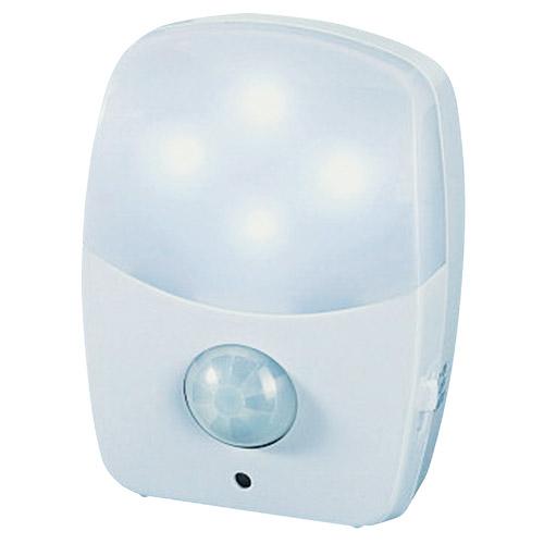 Noční LED světlo s detektorem pohybu 3xAA