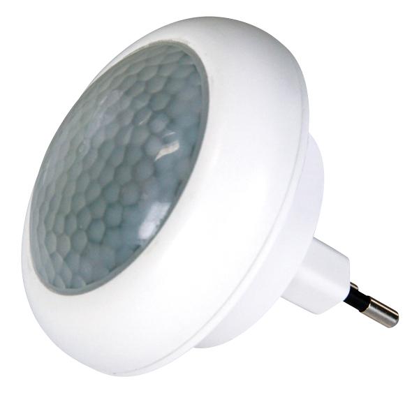 Noční světlo do zásuvky 230V, 8x LED