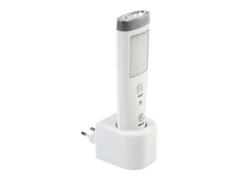 Svítidlo s pohybovým senzorem 15+5 LED HQ-NIGHT001