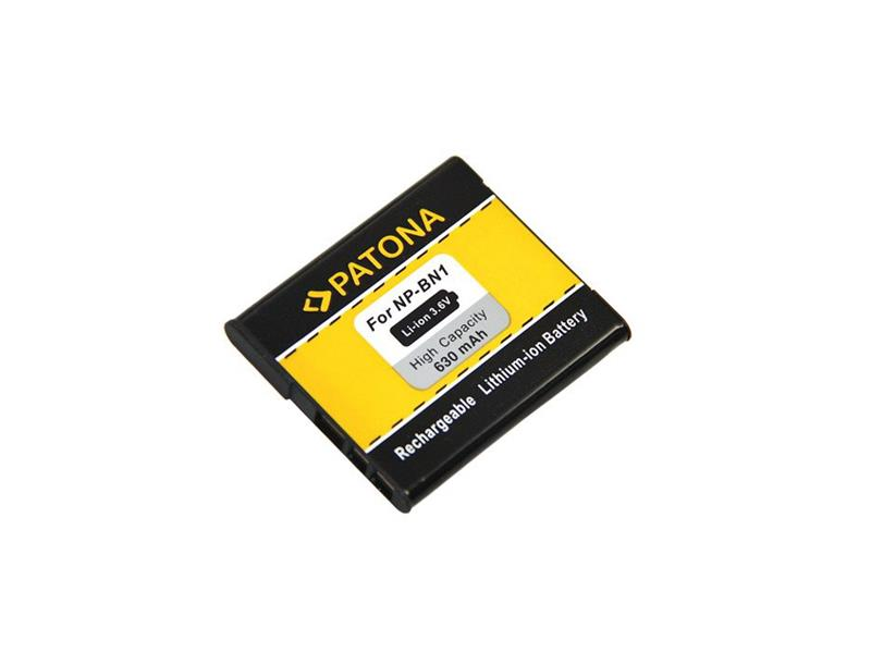 Baterie SONY NP-BN1 630mAh PATONA PT1084