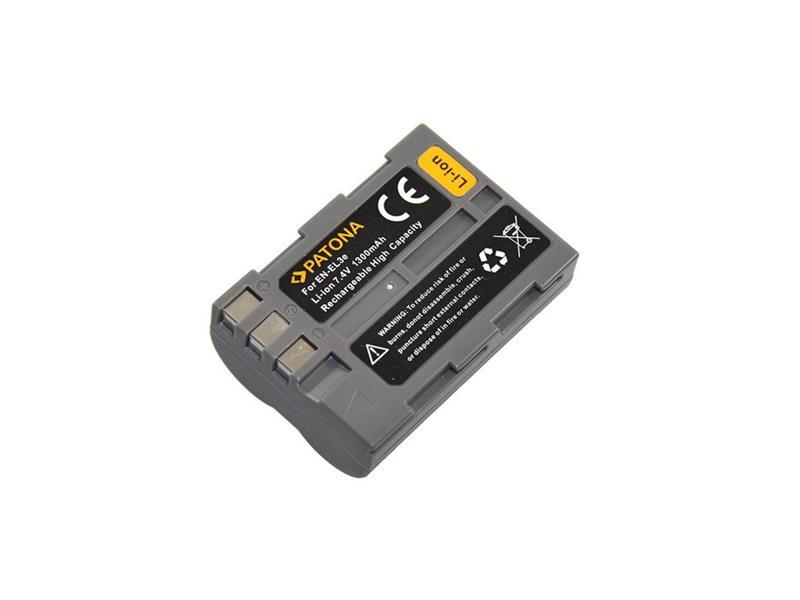 Baterie NIKON EN-EL3E 1300mAh PATONA PT1036