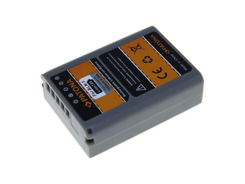Baterie OLYMPUS PS-BLN1 1050mAh PATONA PT1206
