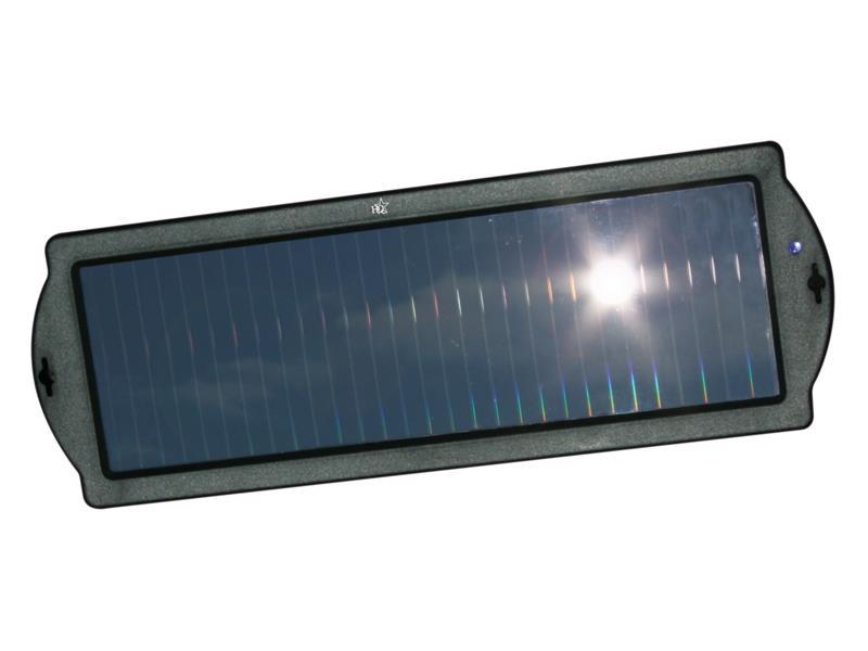 Fotovoltaický solární panel 17,5V/1,5W - dobíječ