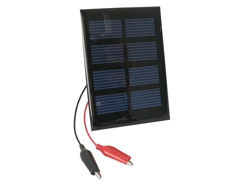 Fotovoltaický solární článek 2V/0,4W (panel)