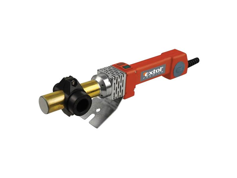 Svářečka polyfúzní, 800W, 0-300°C, EXTOL PREMIUM, PTW 80, 8897210