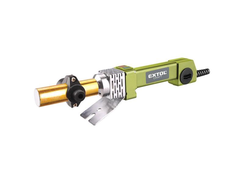 Svářečka polyfúzní, 800W, 0-300°C, EXTOL CRAFT, 419312