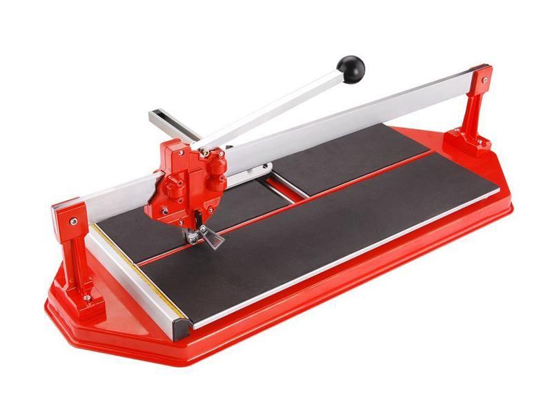 Řezačka obkladaček Heavy Duty, 600mm, rozměr základny 855x335x23mm, EXTOL PREMIUM 8841022
