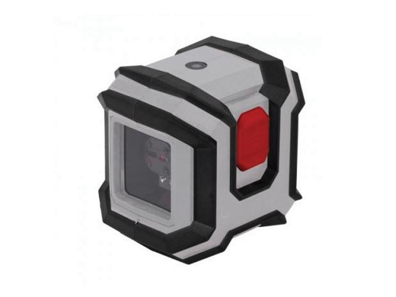 Křížový laser s držákem