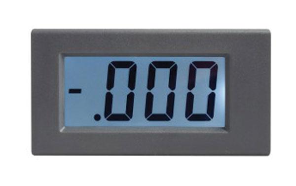 Panelové měřidlo 199,9V WPB5035-DC voltmetr panelový digitální