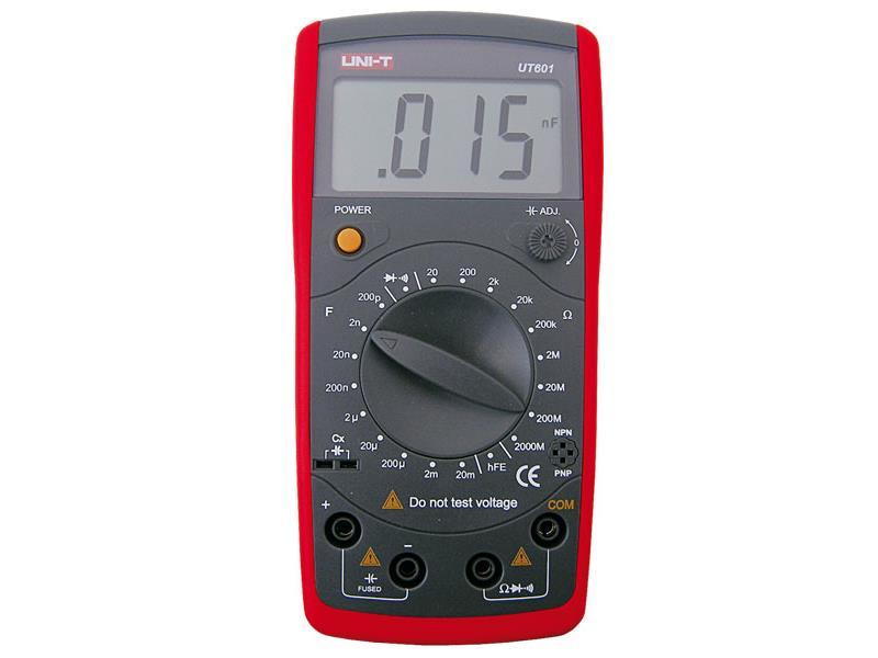 Multimetr UNI-T UT601 (RC)