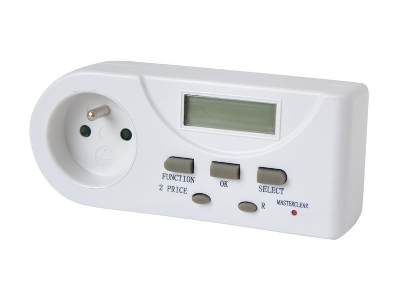 Měřič spotřeby elektrické energie II (wattmetr)