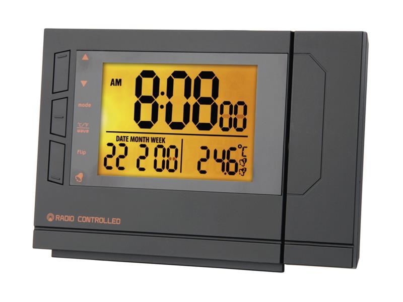 Budík digitální projekční PCR-156