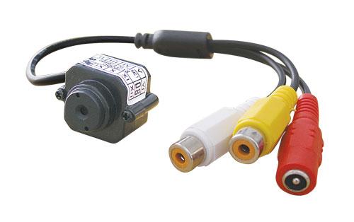 Kamera JK007 CMOS BW + zdroj