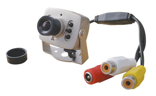 Kamera JK309 CMOS COLOR + zdroj