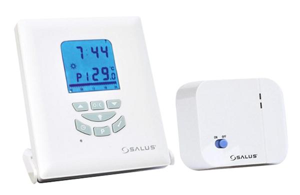 Termostat bezdrátový T105RF SALUS programovatelný