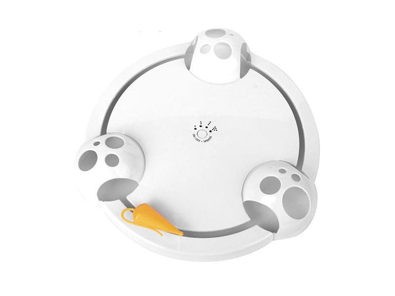 Hračka pro kočky - myší kolotoč