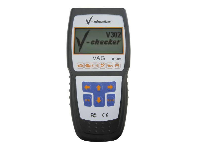 V302 V-checker profi diagnostika VW group