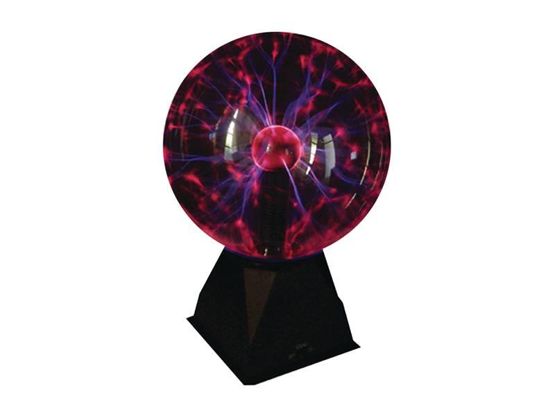Plazma koule 20 cm magická VALUELINE VLPLASMABALL10