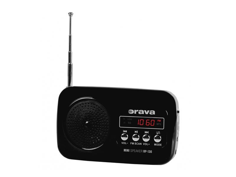 Rádio kapesní ORAVA RP-130 SHcz