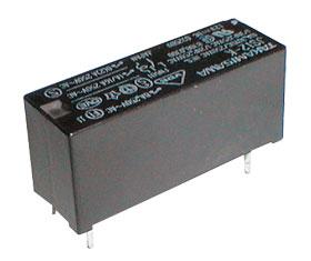 Relé 12V 8A/250VAC 1x přep. JS-12-K