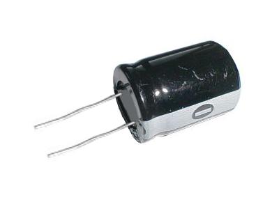 Kondenzátor elektrolytický 100M/400V 22x32-10 105*C rad.C SNAP-IN