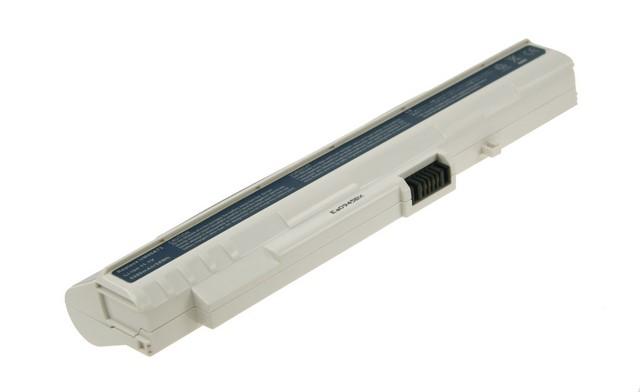 2-Power baterie pro ACER Aspire One, 11,1V, 5200mAh, 6 cells, White - eMachine eM250