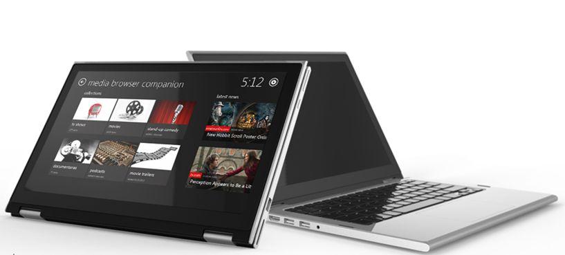 """Dell Inspiron 13z 7359/i5-6200U/8GB/500GB SSHD/13.3"""" Touch/Full HD/Win 10 MUI/stříbrný"""