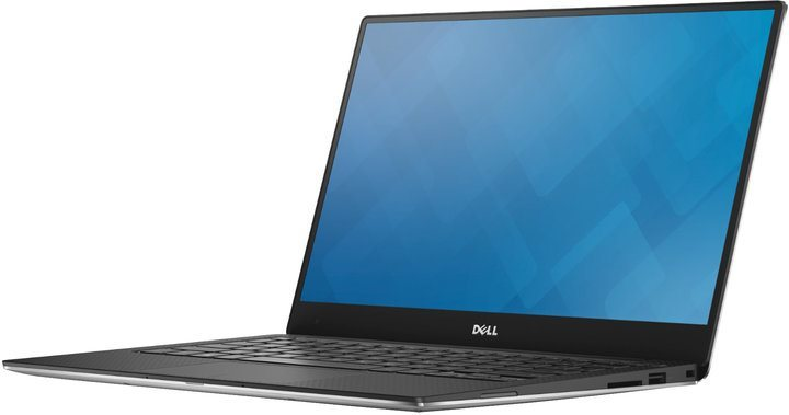 "Dell Ultrabook XPS 13 (9350)/i5-6200U/4GB/128GB SSD/13,3""/Full HD/BT/CAM/Win 10 MUI/stříbrný"