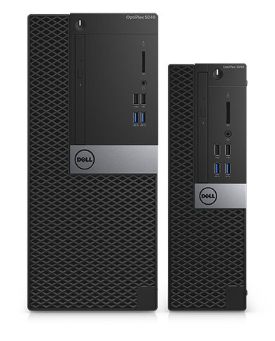 DELL OptiPlex MT 5040 i7-6700/8GB/500GB/Win7 PRO Pro 64bit (microtower)