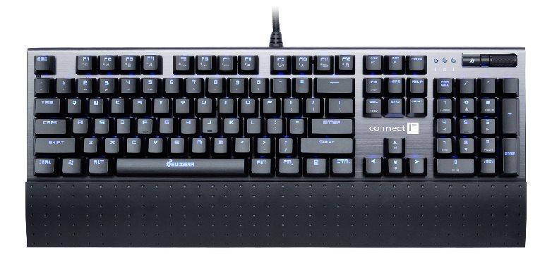 CONNECT IT EVOGEAR profesionální mechanická klávesnice pro hráče