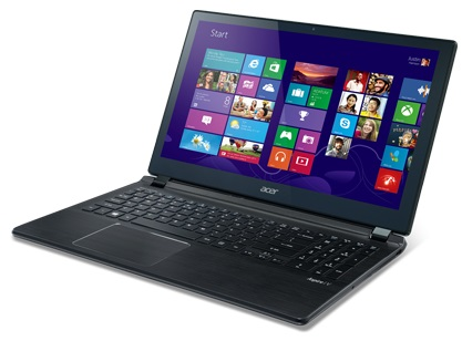"Acer Aspire V 15 (V5-591G-52E3) i5-6300HQ/8GB+N/1TB 7200 ot.+N/GTX 950M 4GB/15.6"" FHD LED/BT/W10 Home/Black Aluminium"