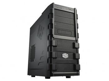 CoolerMaster case miditower HAF 912 Combat, ATX, USB2.0, bez zdroje, black