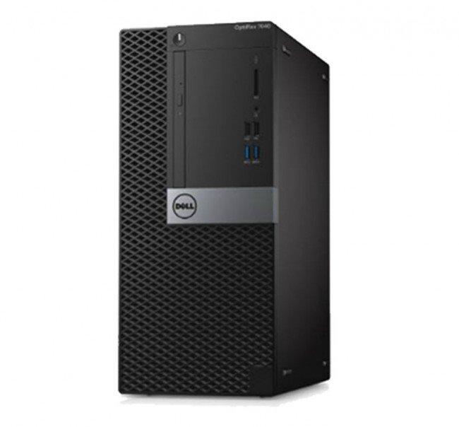 DELL OptiPlex MT 3040 Pentium G4400/4GB/500GB/Intel HD/Win7 PRO - Win 10 Pro 64bit/3Yr NBD