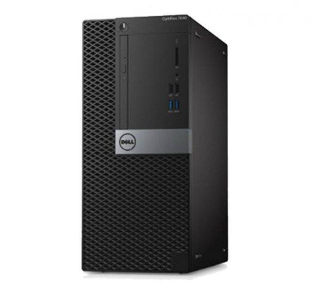 DELL OptiPlex MT 3040 Core i3-6100 /4GB/500GB/Intel HD/Win7 PRO - Win 10 64bit/3Yr NBD