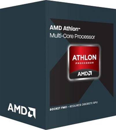 AMD cpu Athlon X4 840 Box FM2+ (3.1GHz, turbo 3.8GHz, 4MB cache, 65W, 4x jádro, 4x vlákno)