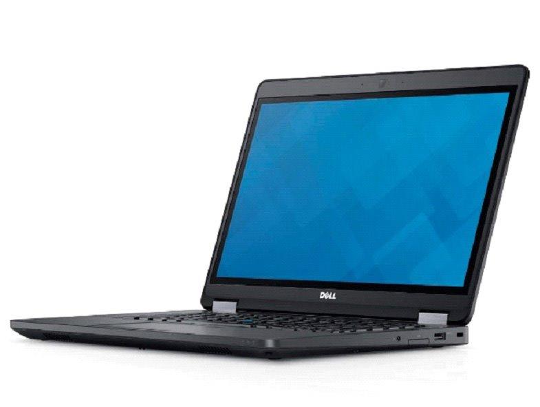 """DELL Latitude E5570/i7-6820HQ/8GB/256 GB/Radeon R7 M370/15.6"""" FHD/Win 7/10 Pro/VPro/Black"""