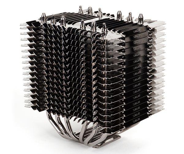 Zalman chladič CPU FX70, pasivní, 6 heatpipes, socket univerzal