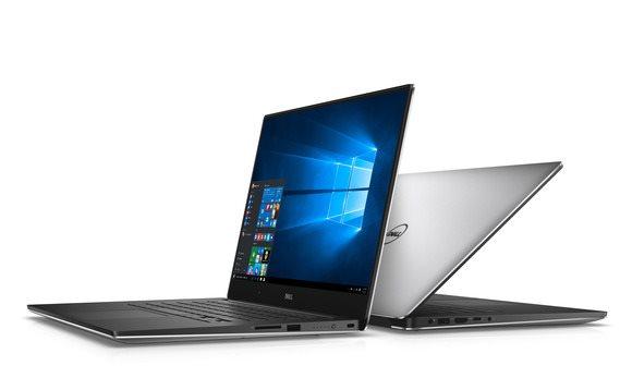 """DELL XPS 15 (9550)/i7-6700HQ/8GB/256GB SSD/2GB GeForce GT 960M/15.6"""" FHD/Win 10 PRO 64bit/Silver"""