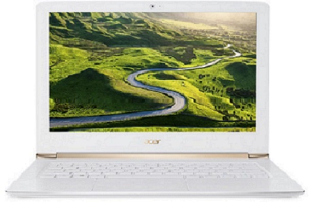 "Acer Aspire S 13 (S5-371-75AM) i7-6500U/8 GB+N/512GB SSD+N/A/HD Graphics/13.3""FHD IPS matný/BT/W10 Home/Pearl White"