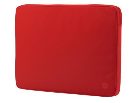 HP 15.6 Pouzdro Spectrum sleeve červená
