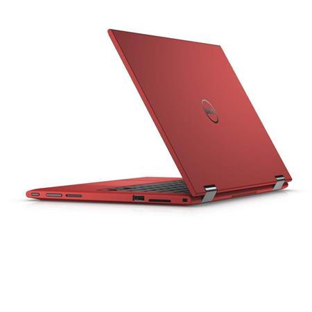"Dell Inspiron 11z (3148) 2v1/i3 4030U/4GB/500GB/11.6"" Touch/Win 10/červený"