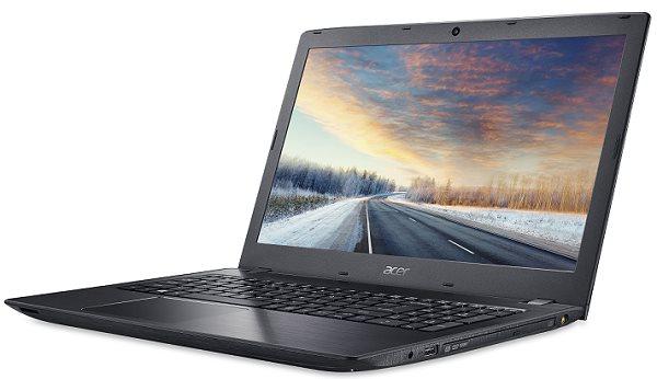 """AcerTravelMate P259-M-3482 i3-6100U/4GB+N/500GB HDD+8GB SSHD+N/DVDRW/HD Graphics/15.6""""FHD LED matný/BT/W7 Pro+W10 Pro/Black"""