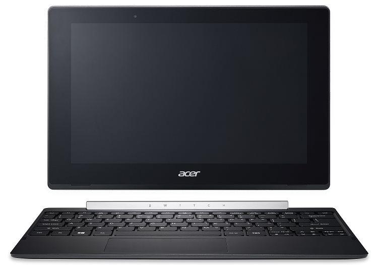 """Acer Aspire Switch V 10 HD (SW5-017-11L9) Z835/4GB/10.1"""" IPS HD LCD/64GB+500GB/W10/ docking Home"""