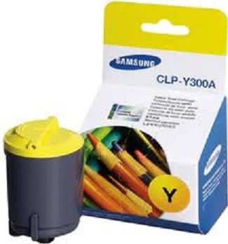 Samsung toner bar CLP-Y300A pro CLP-300/CLX-2160 yellow - 1000str.