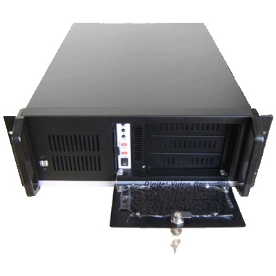 "Server Case 19"" IPC970 480mm, černý - bez zdroje"