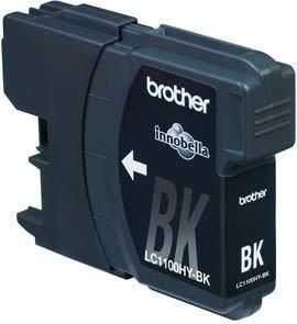 LC-1100HY-Bk (ink. černý, 900 str. @ 5%)